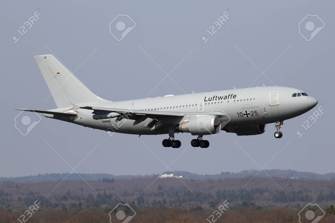 German Air Force Airbus A310-304 MRTT with registration 10+25
