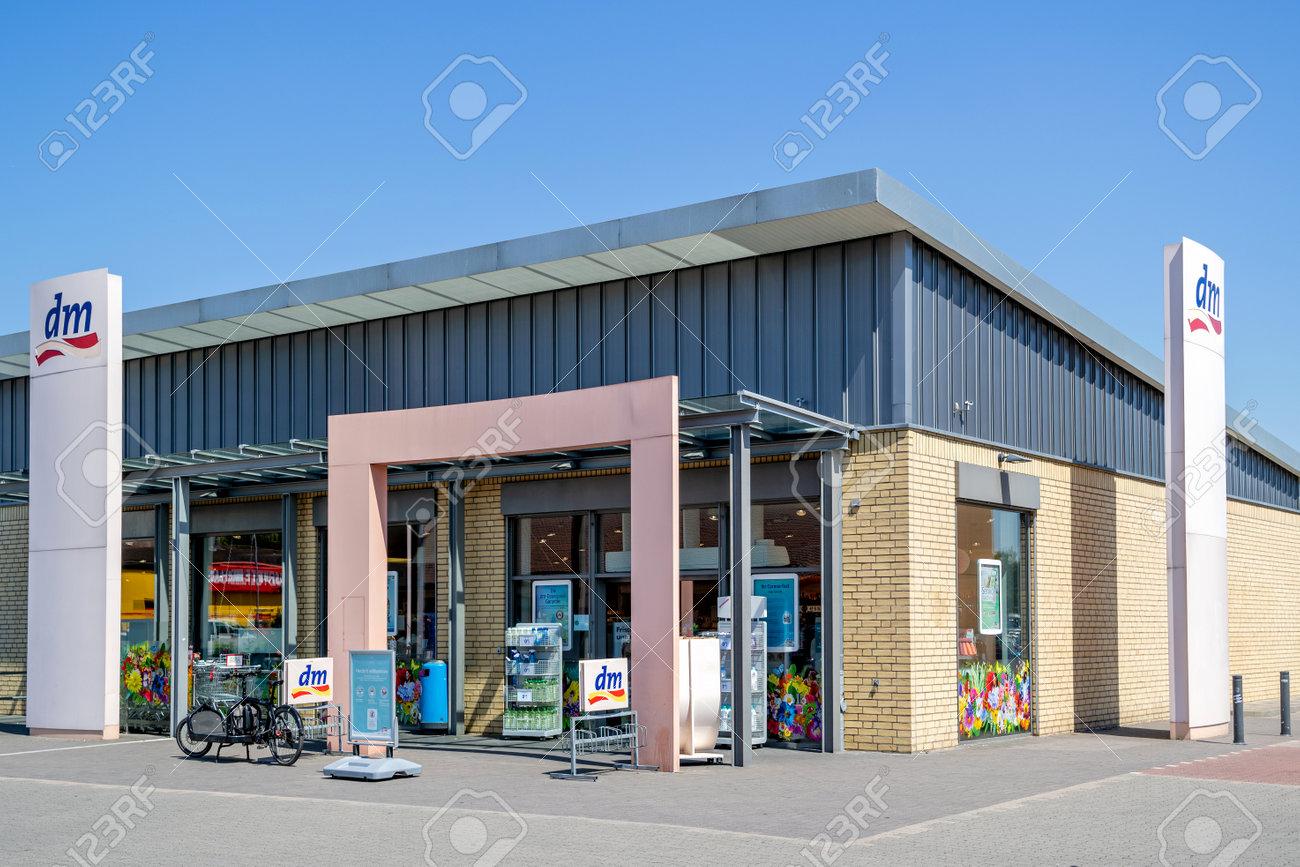 dm-drogerie markt branch in Kiel, Germany - 171544373