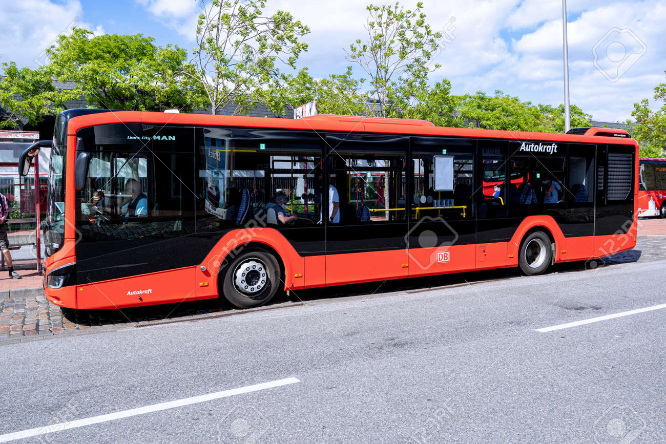 Autokraft MAN Lion's City bus - 171646073