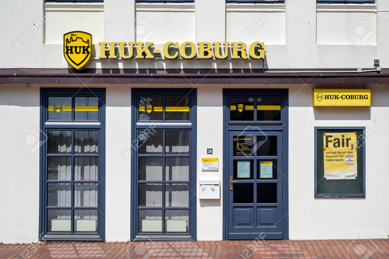 HUK-Coburg customer service office in Eckernförde, Germany - 172291401