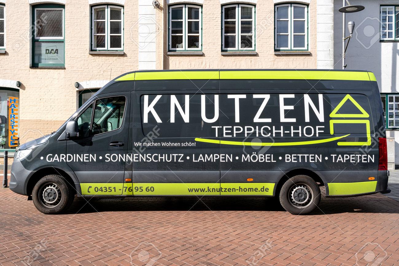 Knutzen Mercedes-Benz Sprinter delivery van - 172418142