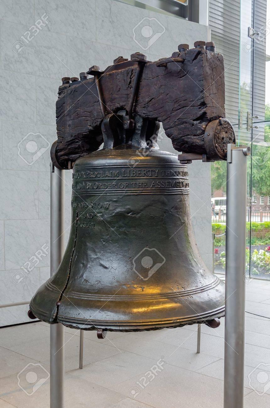 Liberty Bell in Philadelphia, Pennsylvania, USA - 20986907