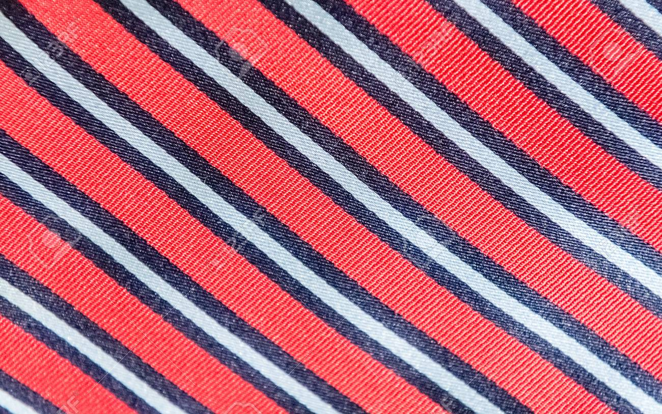 Closeup of a necktie texture, may use as background