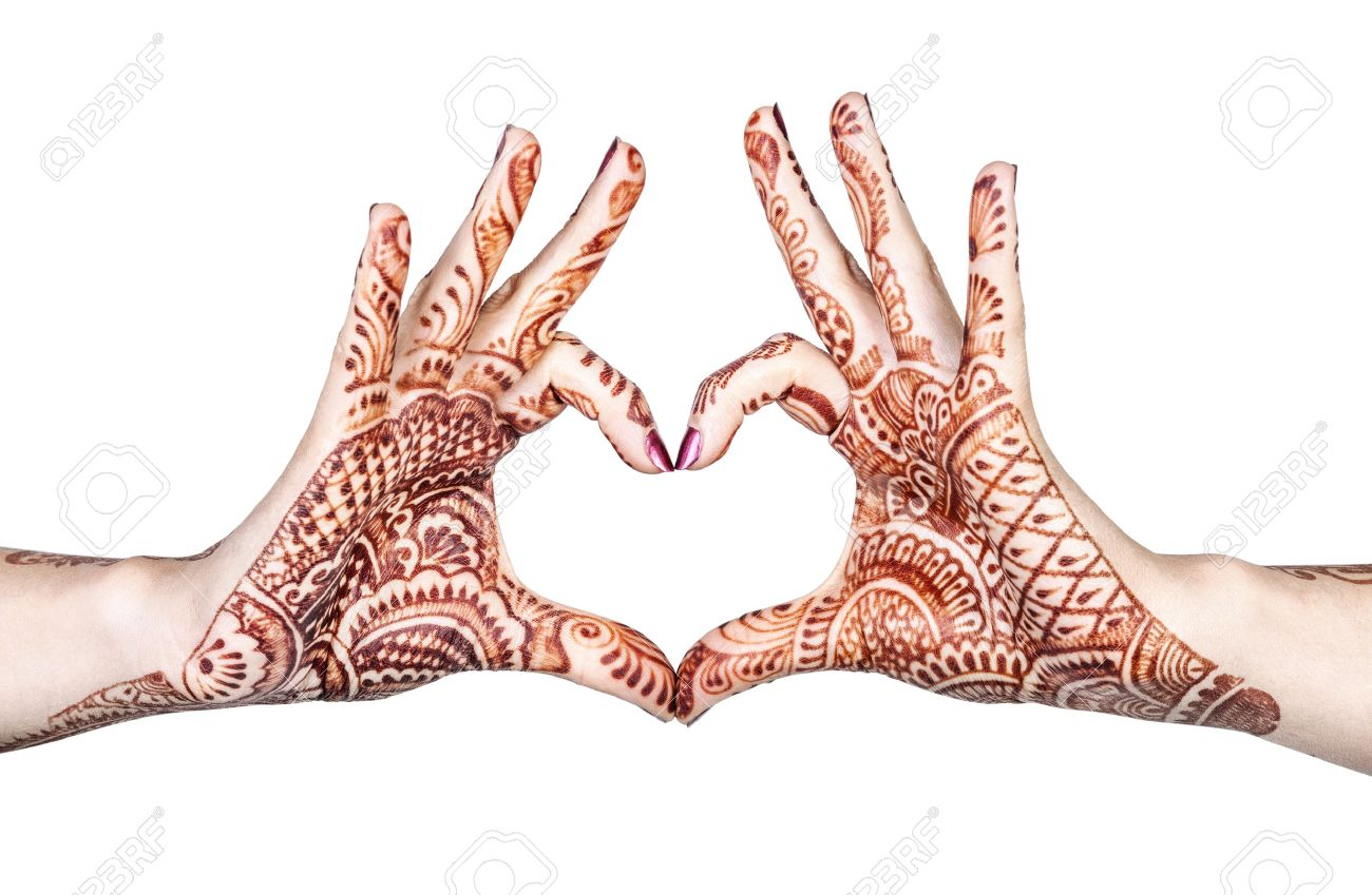 Mehendi Stock Photos And Images 123rf