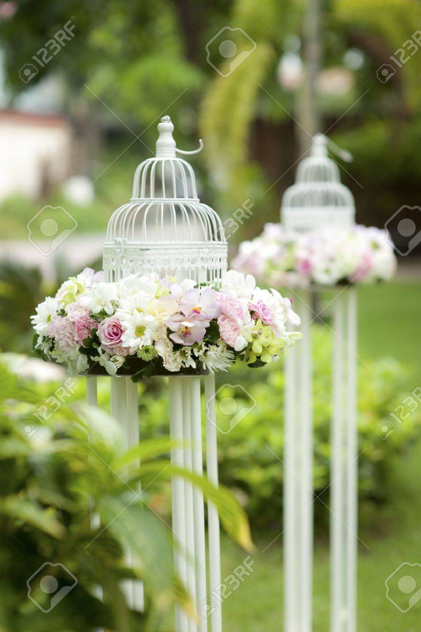 Wedding candlestick Stock Photo - 18774349