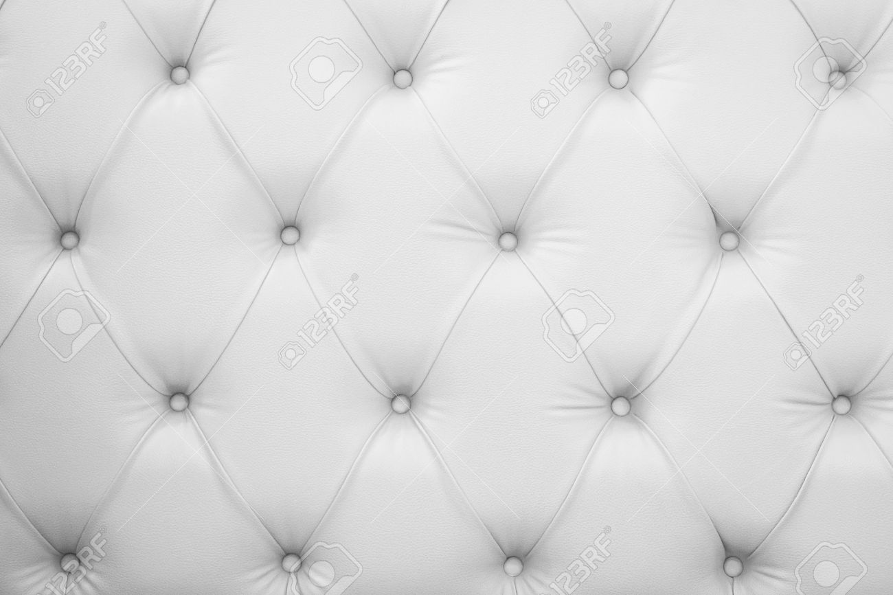 Closeup Texture Of Vintage Brown Leather Sofa For Background
