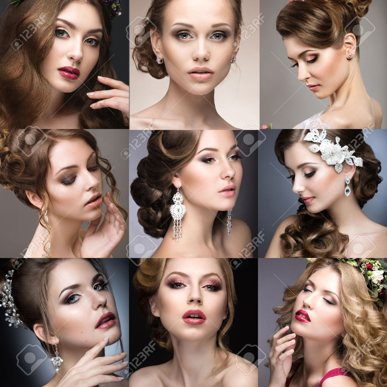 girls collection stock photos royalty free girls collection