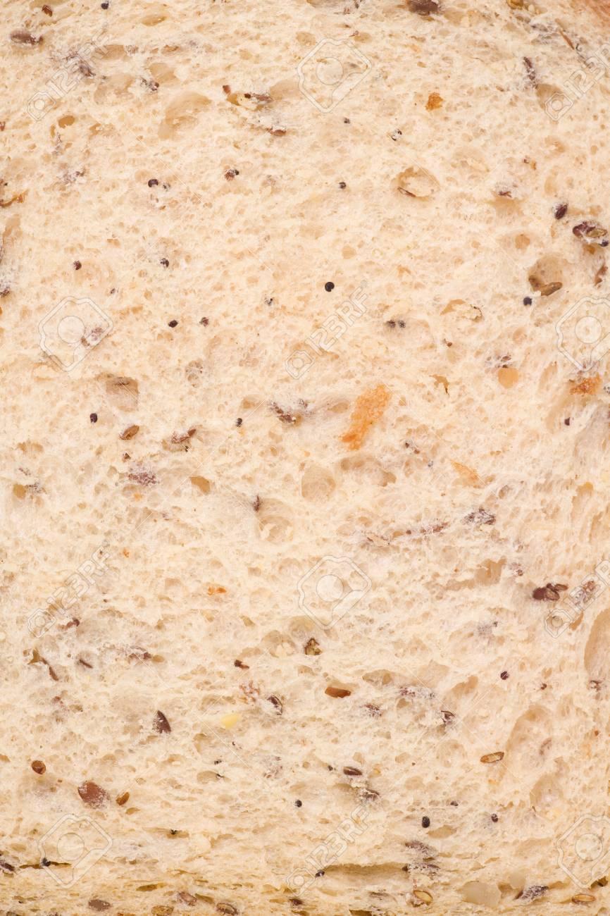 multigrain seeded bread background texture Stock Photo - 17474857