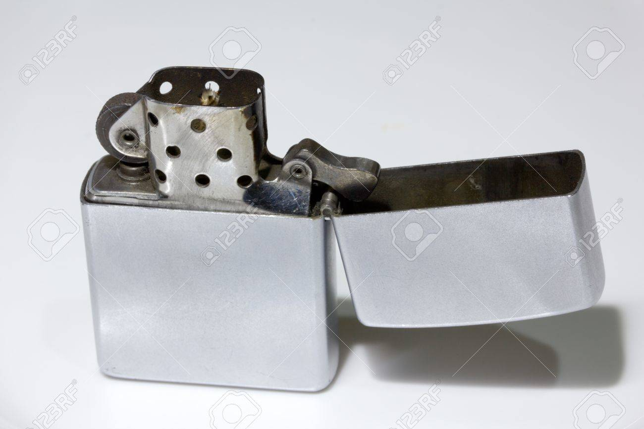 Old metal lighters Stock Photo - 19375346