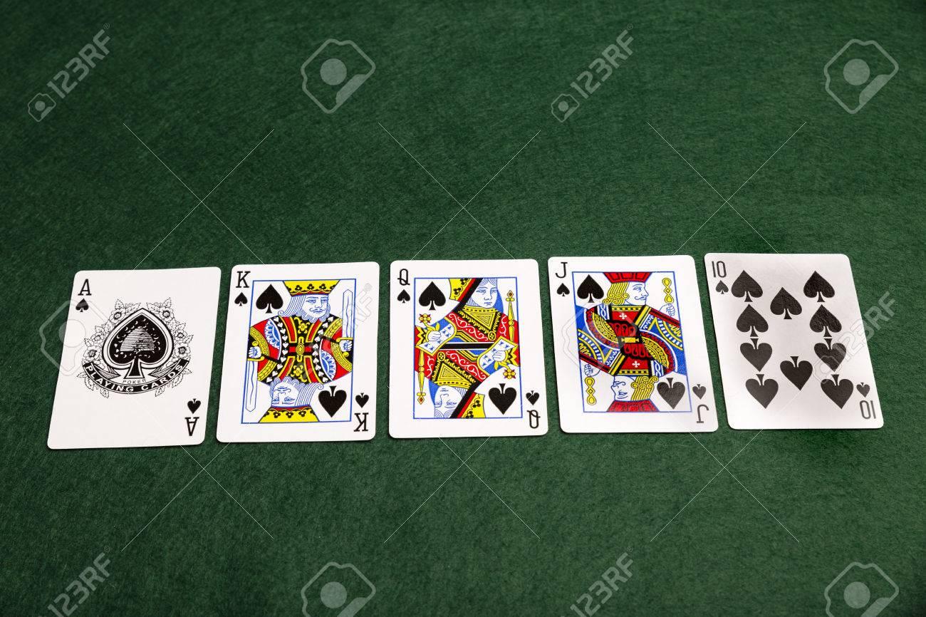 Hand poker höchste beim Hand (Poker)
