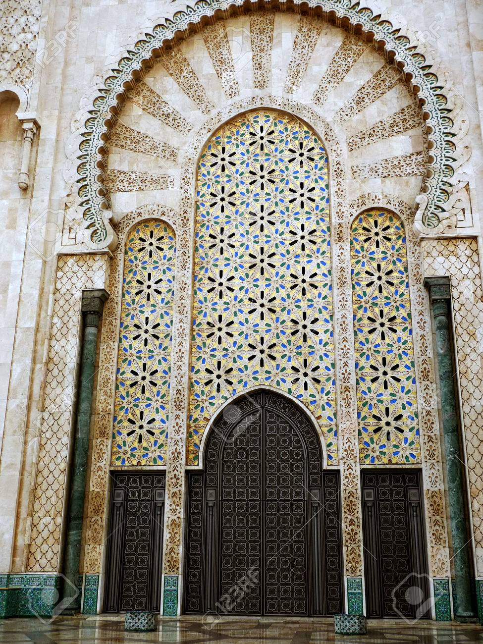 mosque door design Stock Photo - 44436509 & Mosque Door Design Stock Photo Picture And Royalty Free Image ...