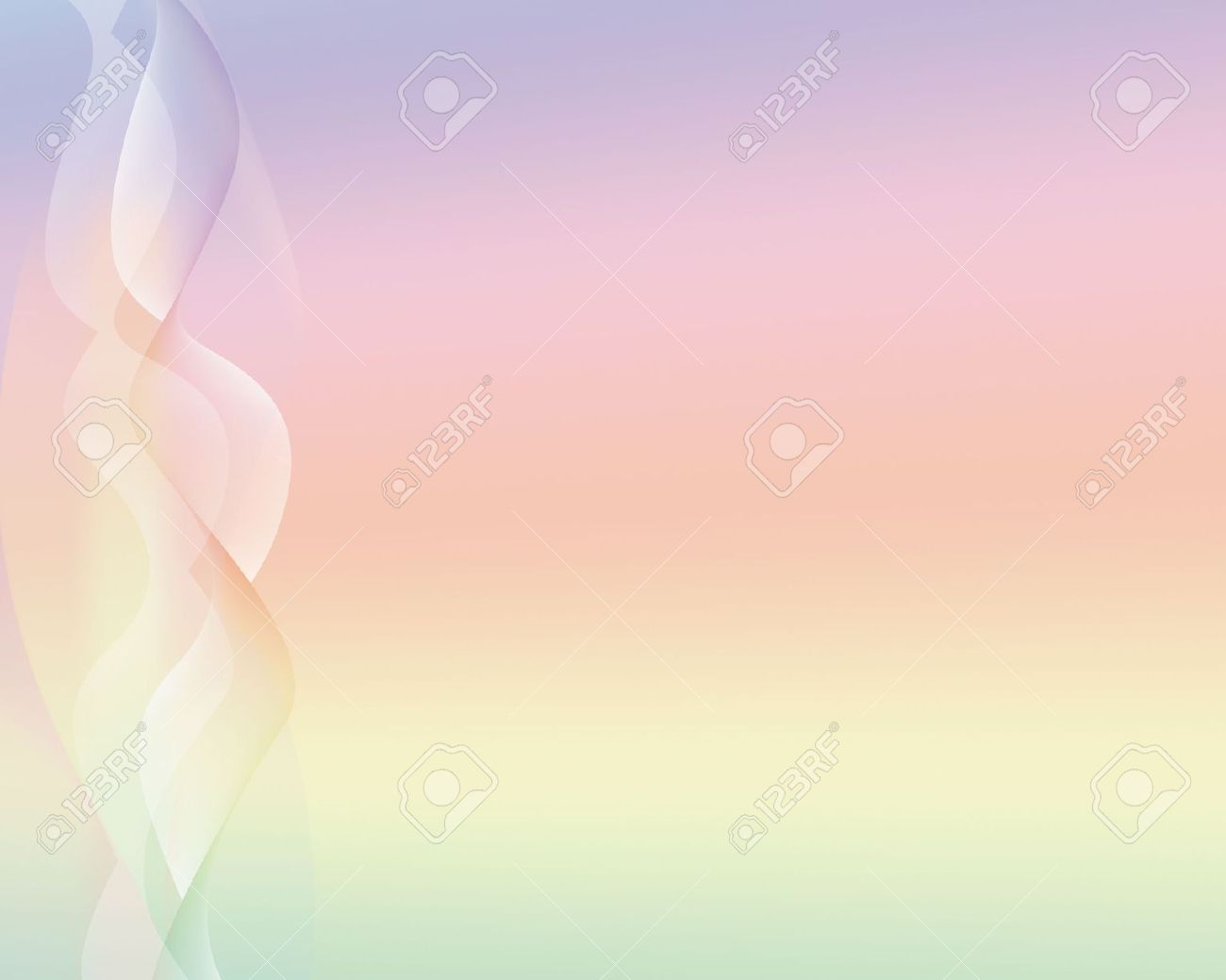 Vectors With Beautiful Pastels, Great Background Stock Photo ...