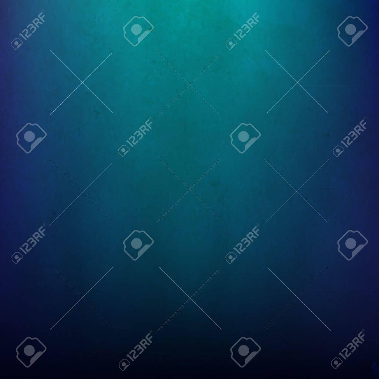 Dark Blue Grunge Background Texture, Illustration - 15790280
