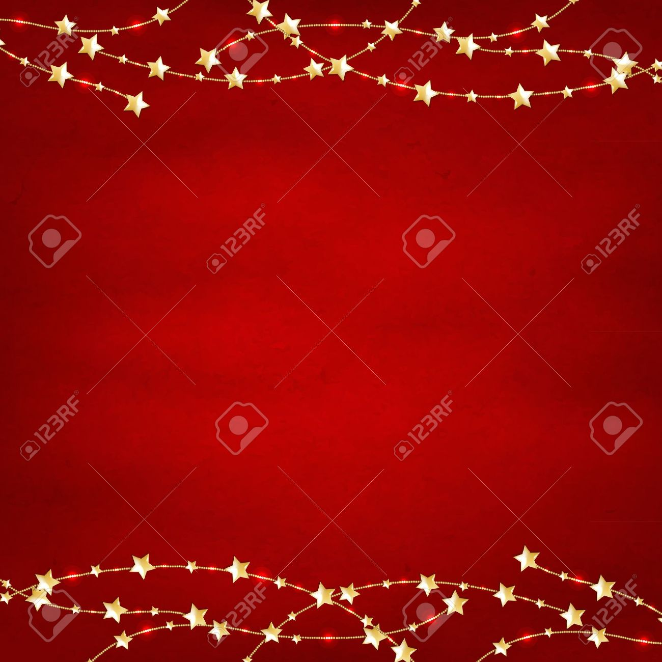 17383 gala stock vector illustration and royalty free gala clipart xmas red retro background with gold stars garland with gradient mesh vector illustration stopboris Images