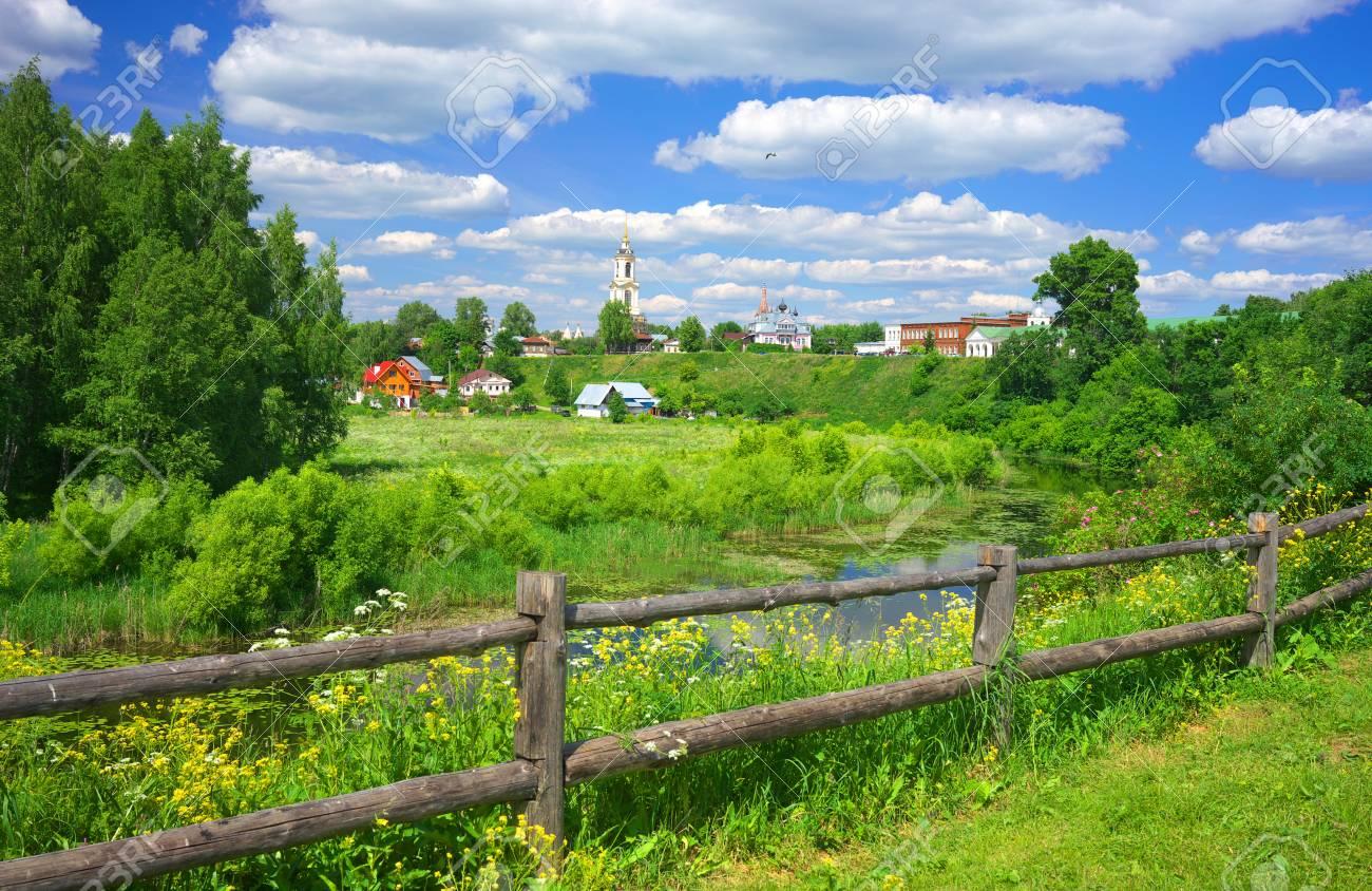 russie paysage