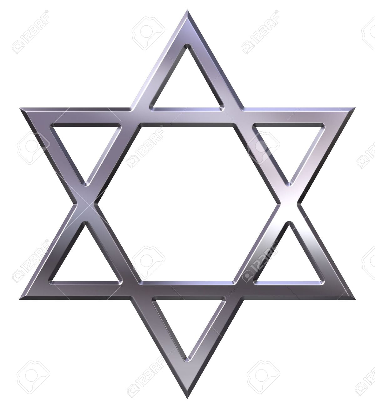 silver star of david stock photo picture and royalty free image rh 123rf com