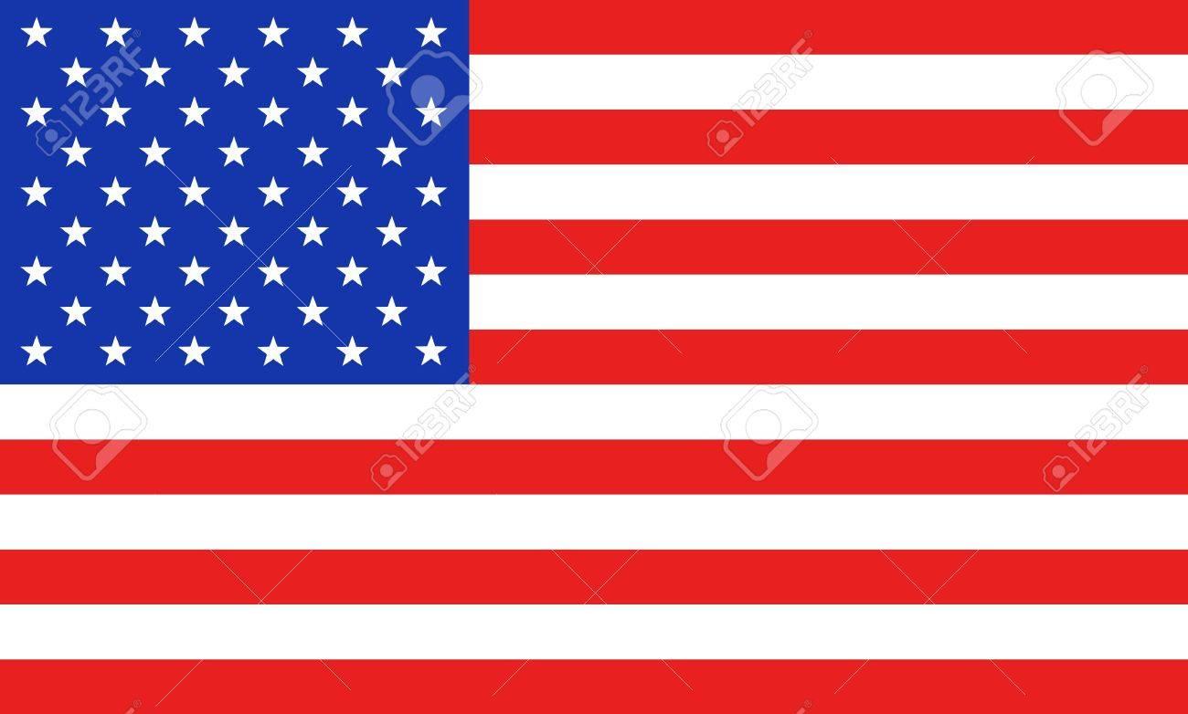 United States of America flag Stock Photo - 3118587