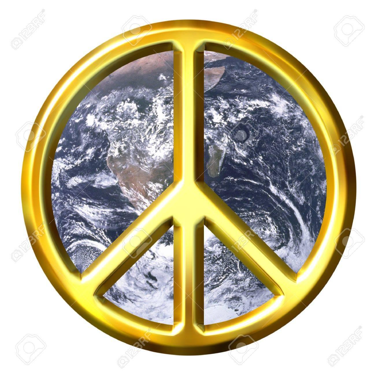 World Peace Stock Photo - 4338010