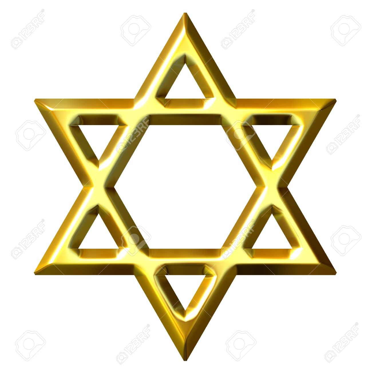 3d golden star of david stock photo picture and royalty free image rh 123rf com Christmas Star Clip Art free clipart images star of david