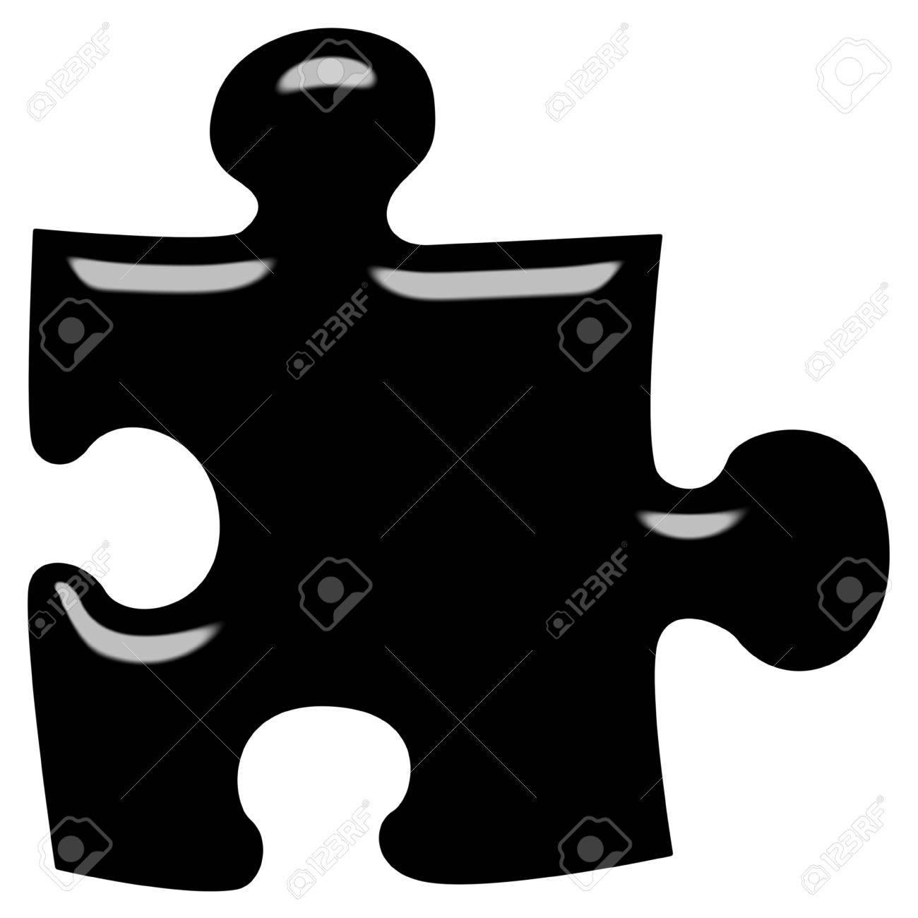 3d puzzle piece Stock Photo - 7438089