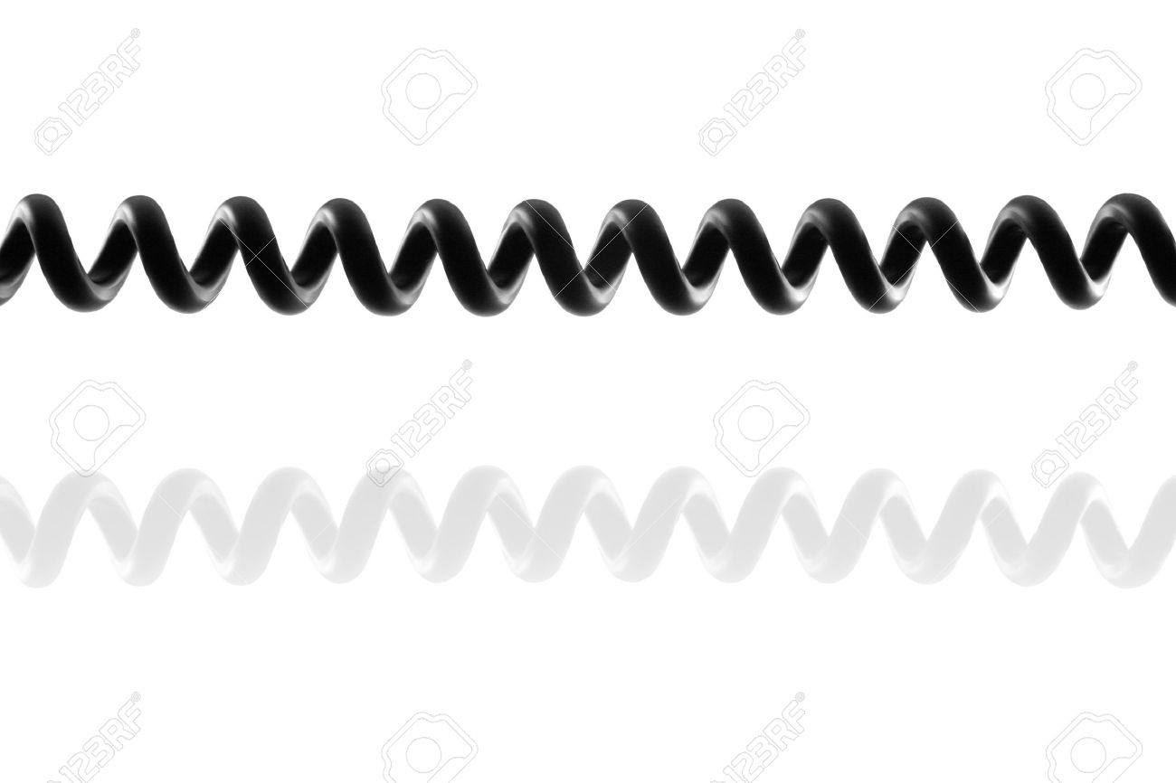 Sprial Telephone Wire - WIRE Center •