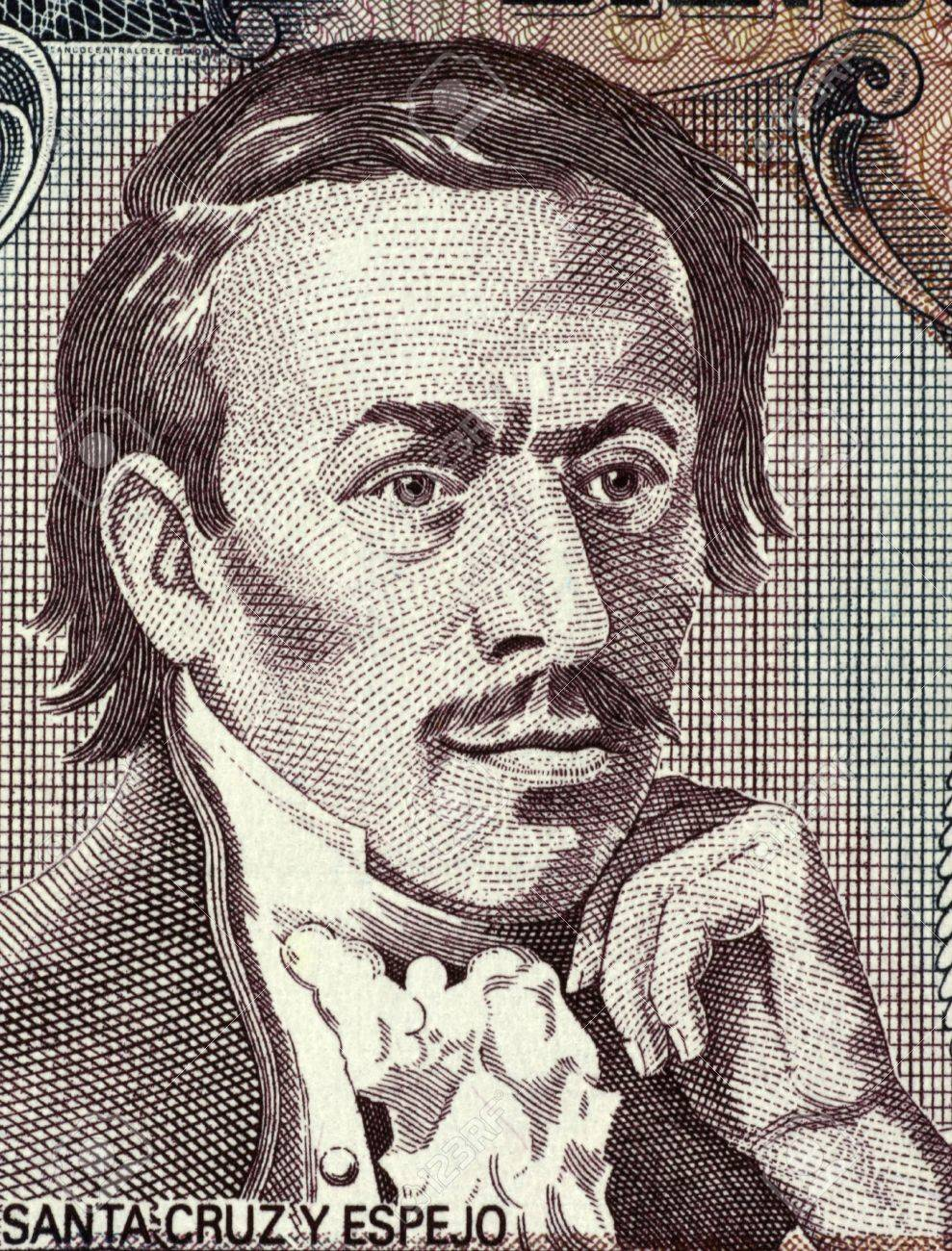 Eugenio Espejo (1747-1795) on 500 Sucres 1988 Banknote from Ecuador. Medical pioneer, writer and lawyer of mestizo origin in colonial Ecuador. - 12812770-Eugenio-Espejo-1747-1795-on-500-Sucres-1988-Banknote-from-Ecuador-Medical-pioneer-writer-and-lawyer--Stock-Photo
