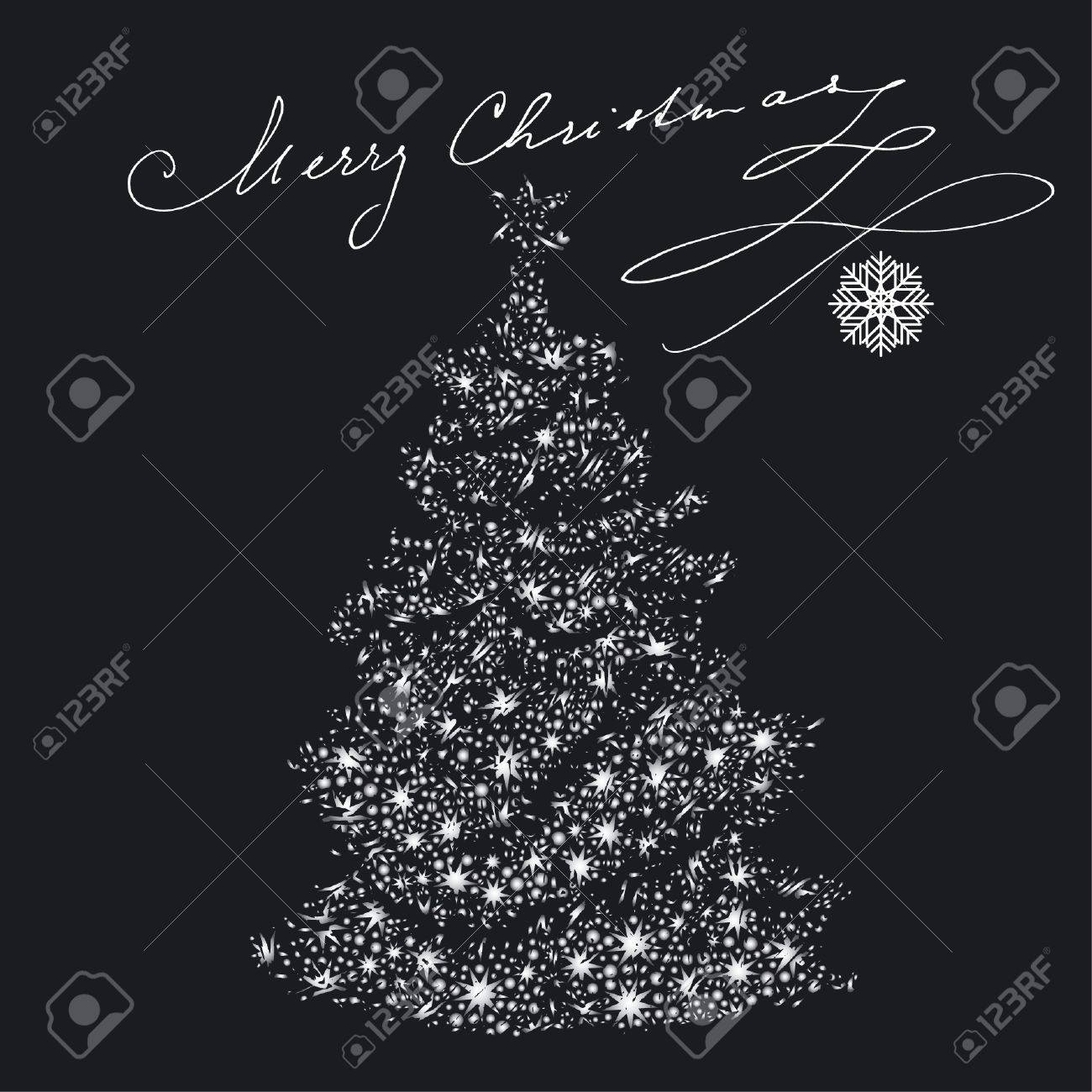 christmas background Stock Vector - 14097774