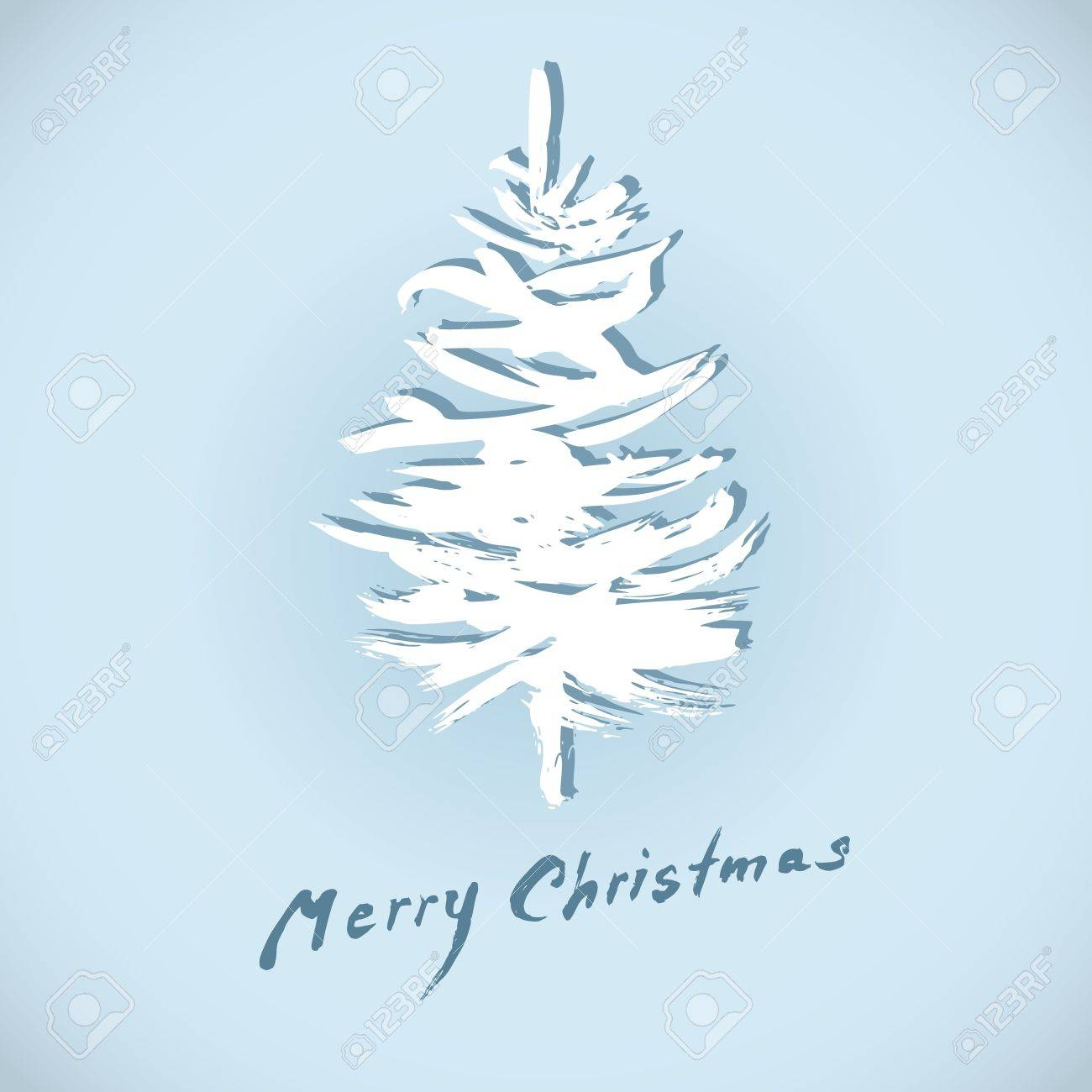 Christmas Background - Simple Christmas Card Royalty Free Cliparts ...