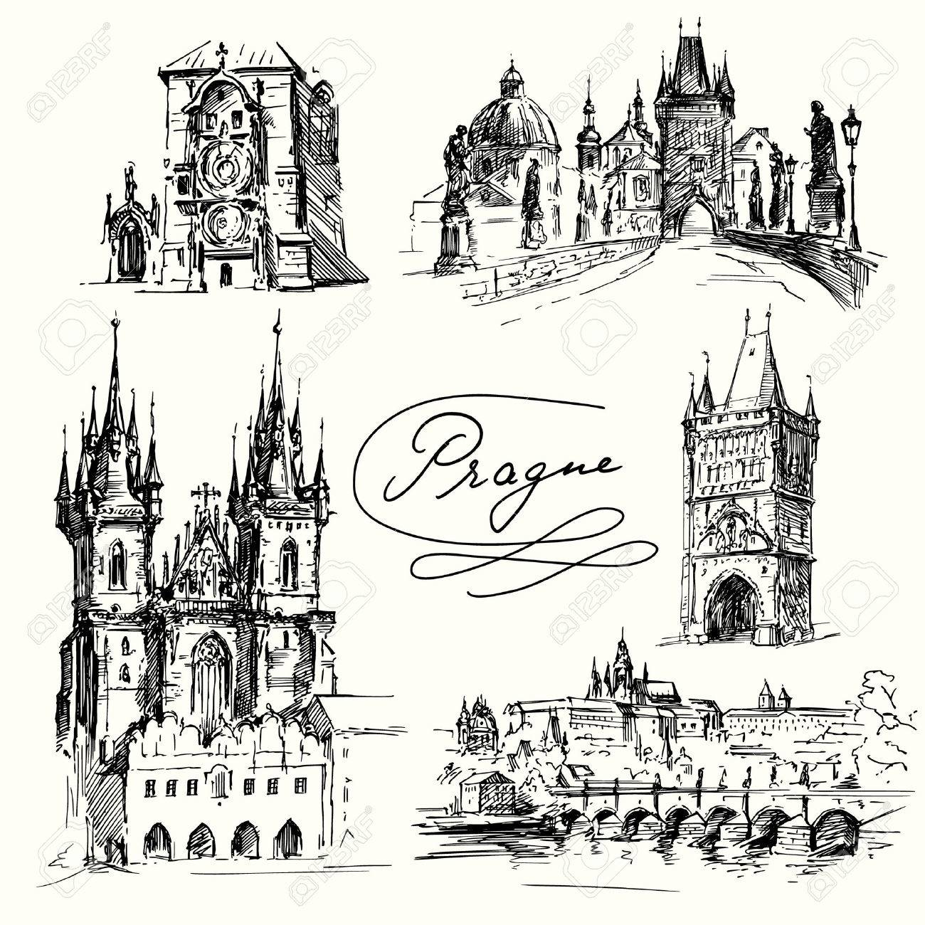 Prag Standard-Bild - 31516613
