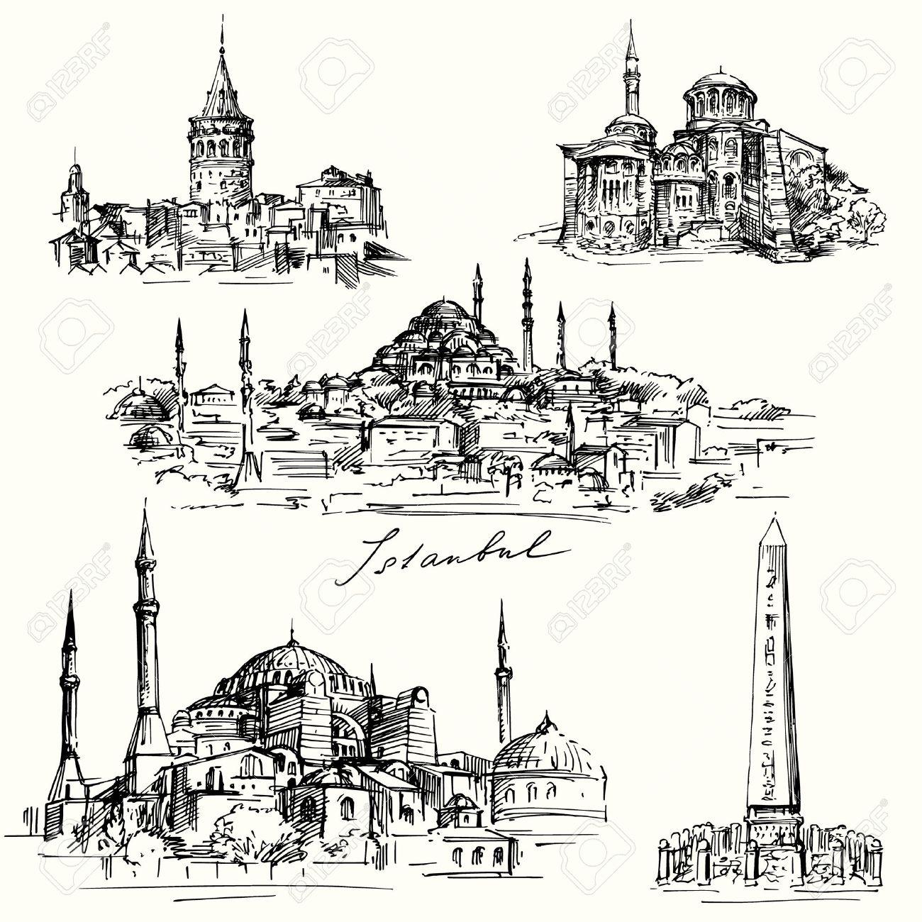 istanbul - Hagia Sofia Standard-Bild - 29452339