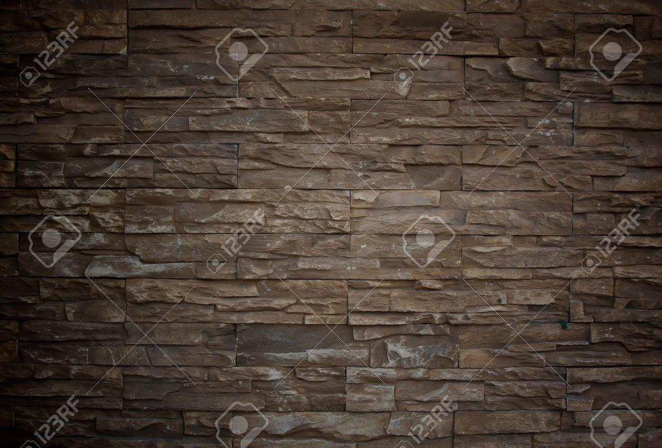 colorful brick wall - 12432477