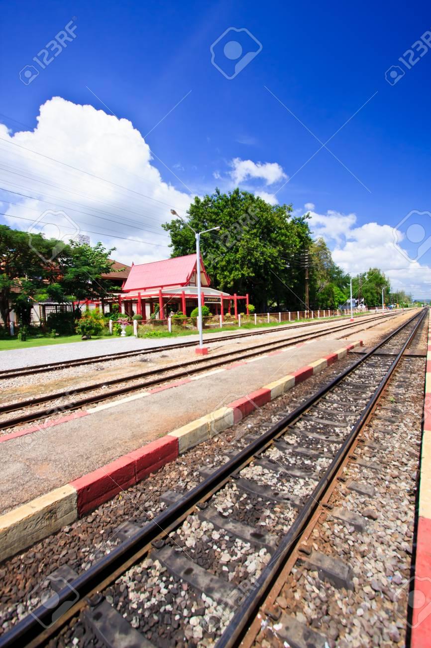 railway  Stock Photo - 13204626