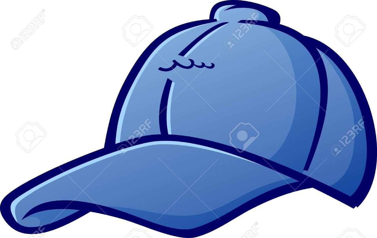 baseball cap cartoon hat vector illustration royalty free cliparts rh 123rf com baseball hat vector template baseball hat vector art