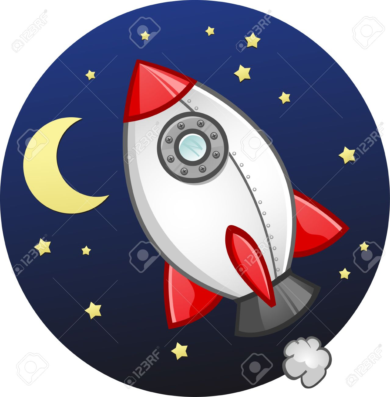 toy rocket ship cartoon royalty free cliparts vectors and stock rh 123rf com rocket ship cartoon video rocket ship cartoon drawing