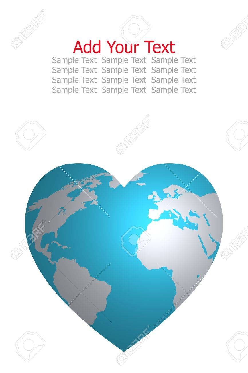world of love Stock Photo - 10703210