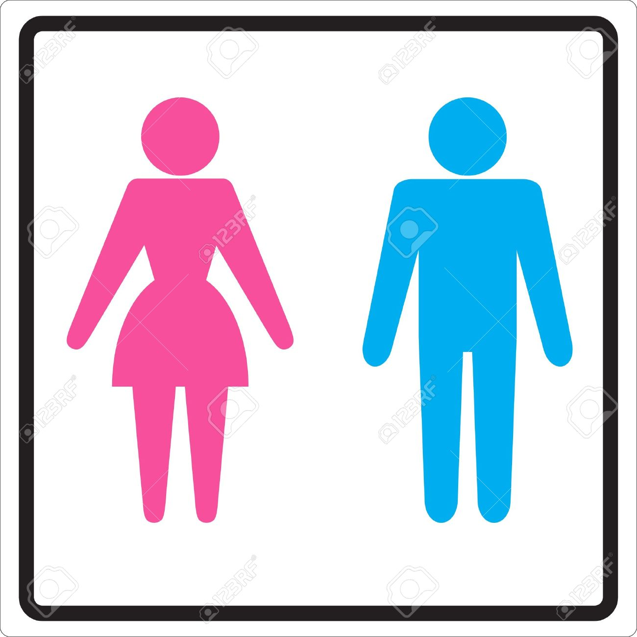 Bathroom Signs Holding Hands 25,766 toilet sign cliparts, stock vector and royalty free toilet