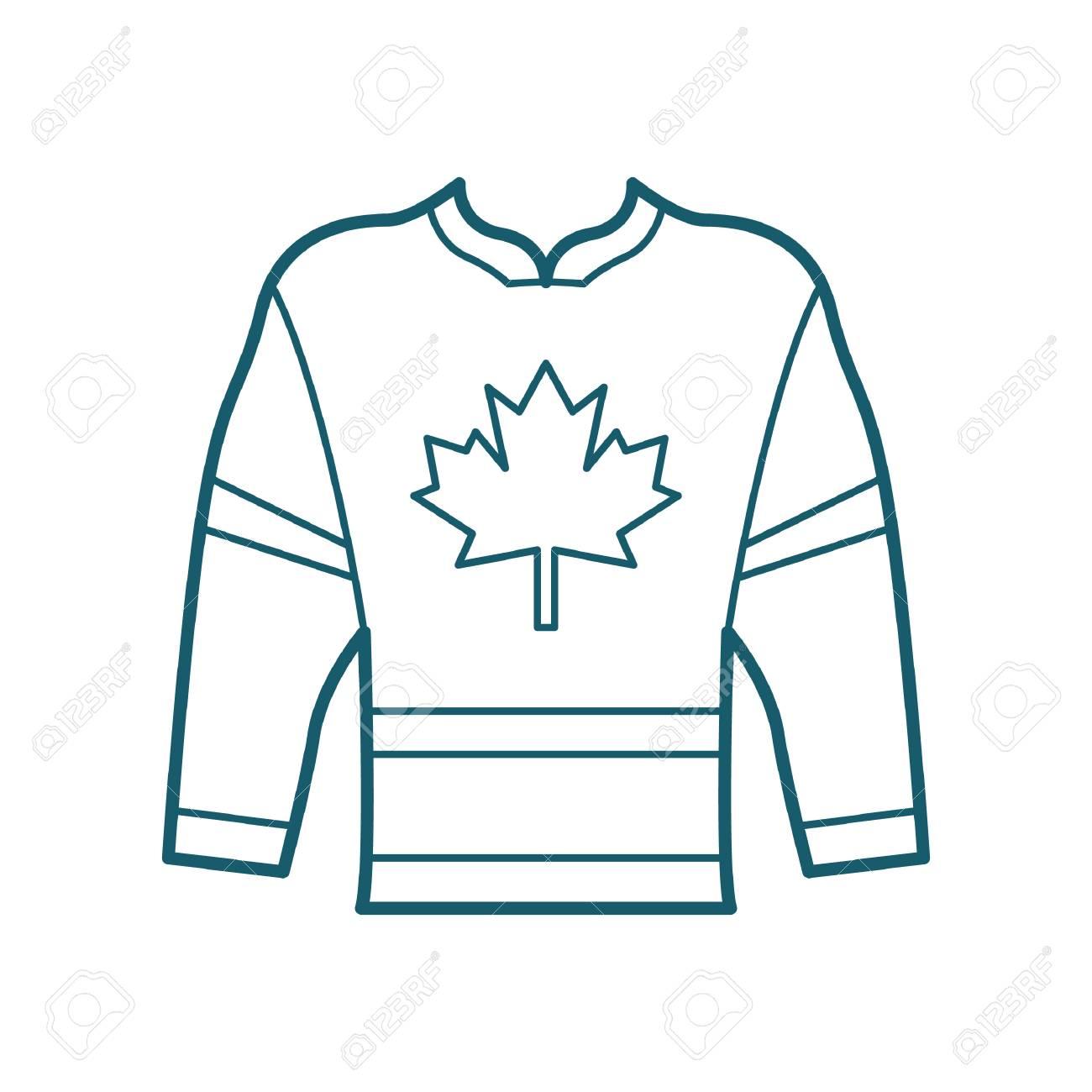 Hockey Jersey Royalty Free Cliparts Vectors And Stock Illustration