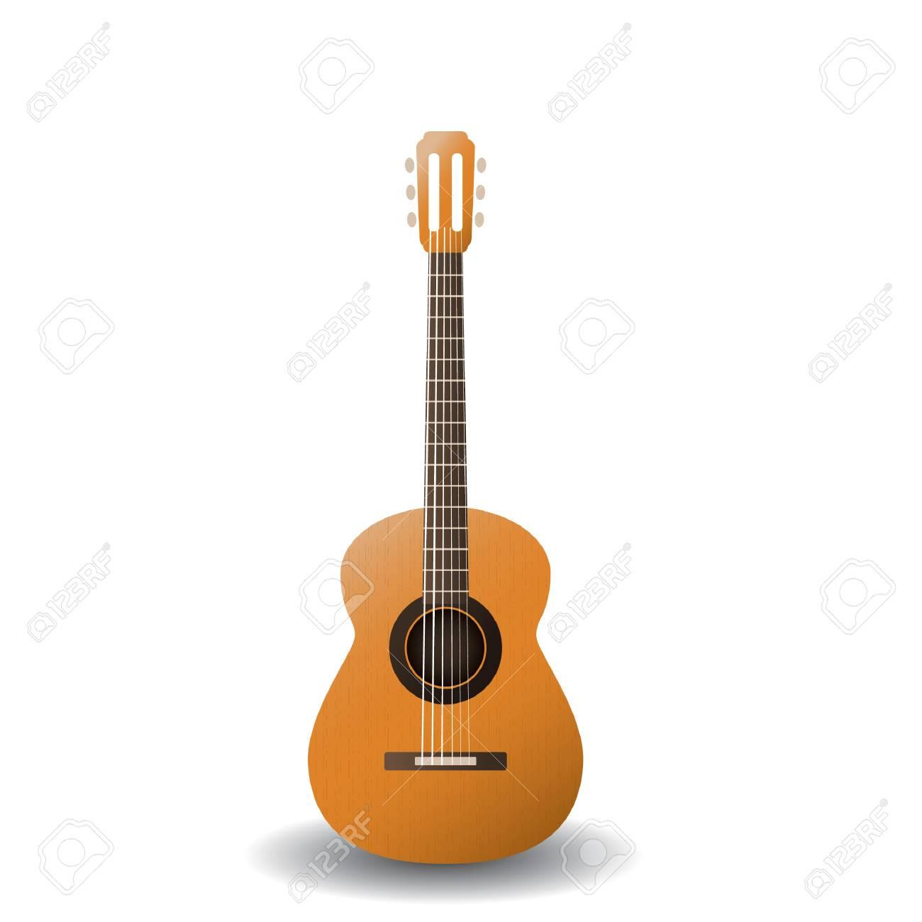 acoustic guitar - 106668264