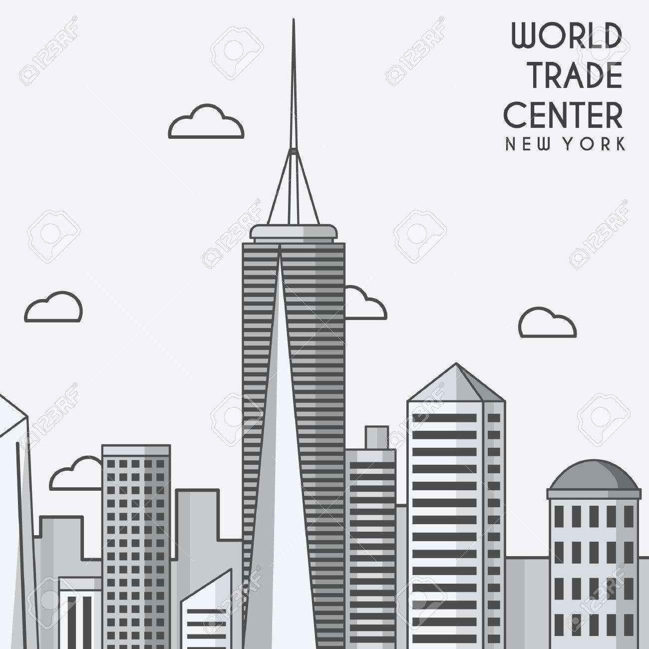 world trade center - 51360874