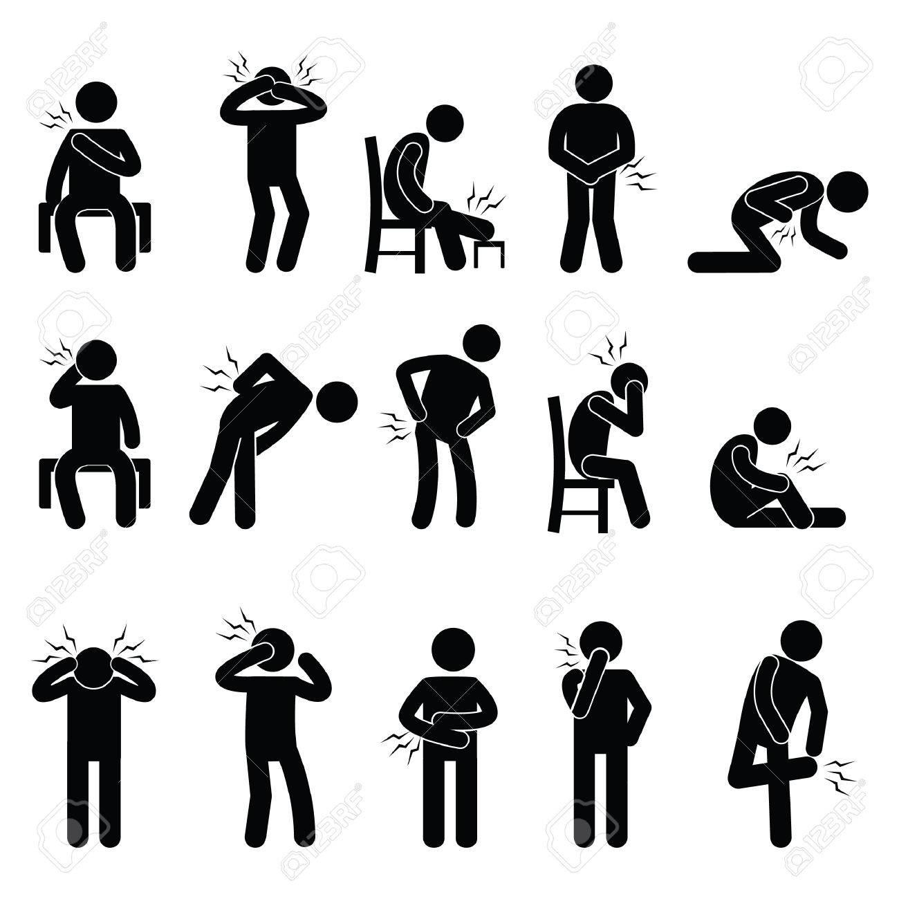 body ache pain people - 51510487