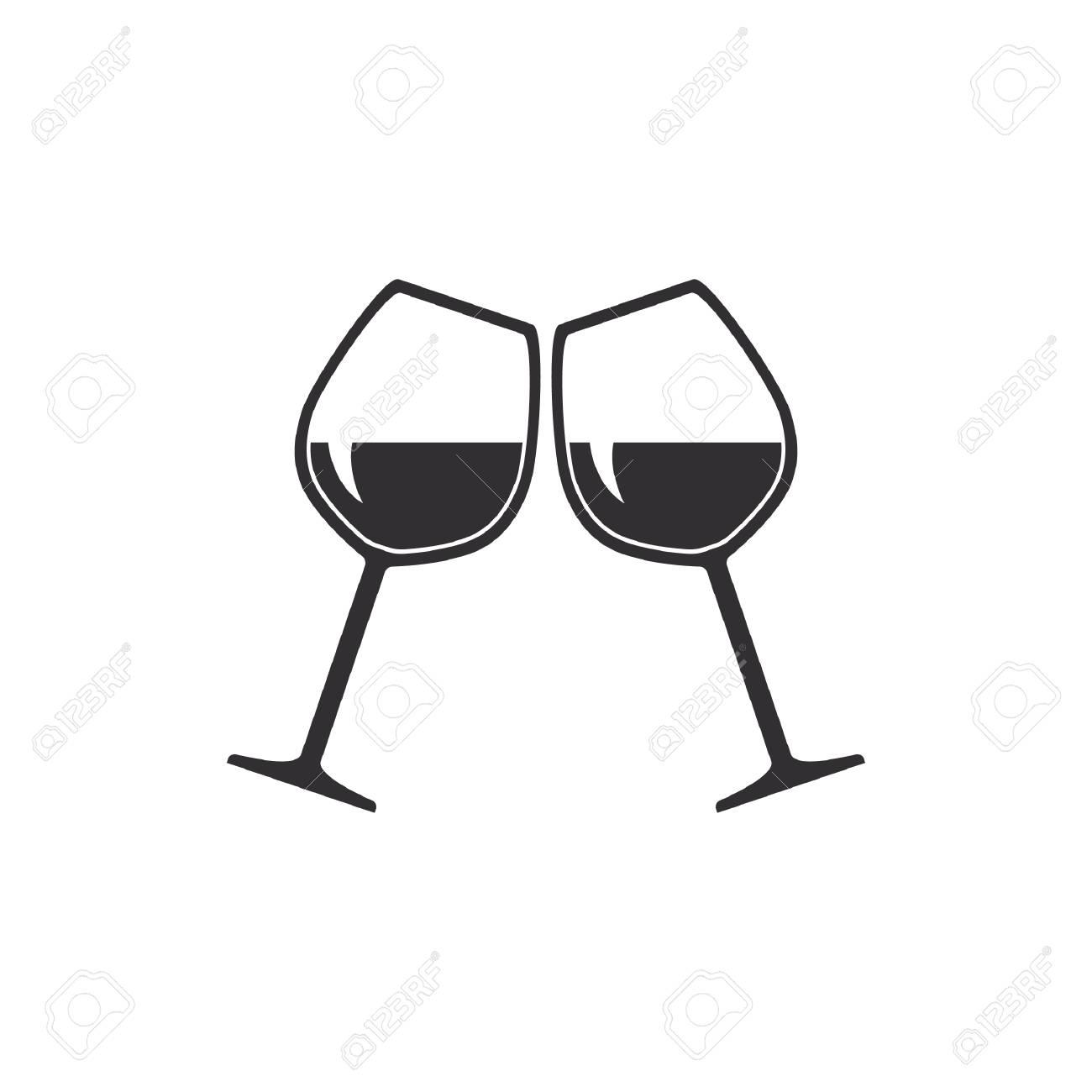 wine glasses - 52556628