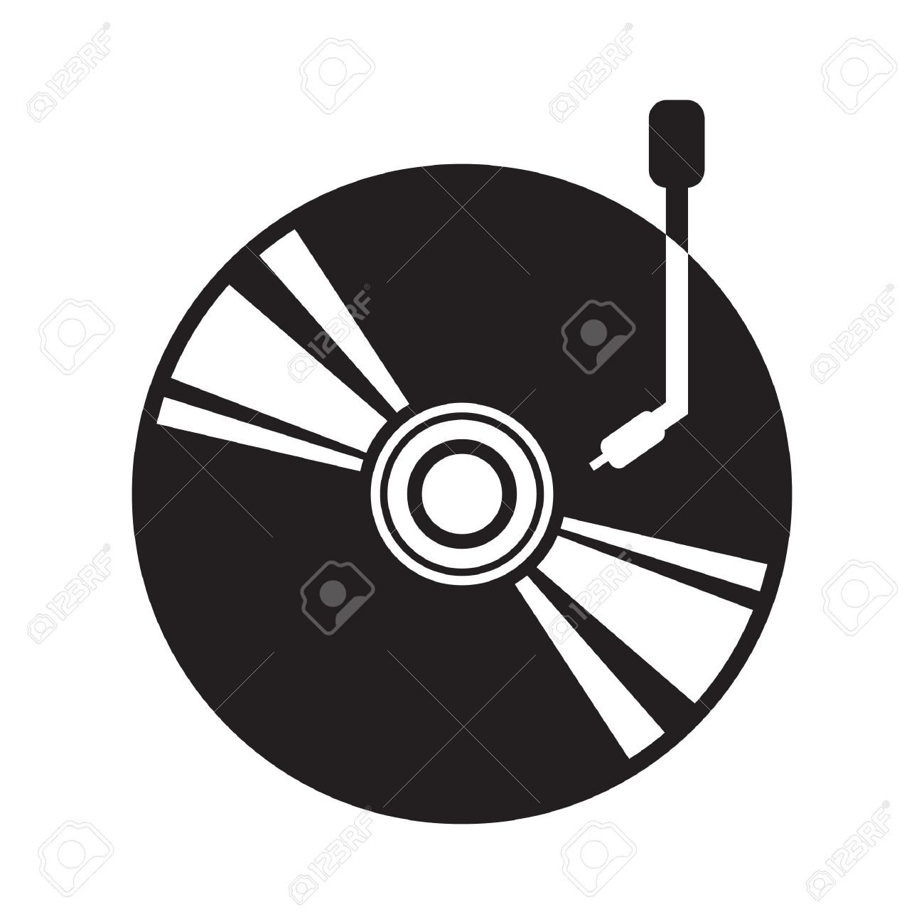 dj turntable royalty free cliparts vectors and stock illustration rh 123rf com DJ Turntable Art DJ Turntable Art