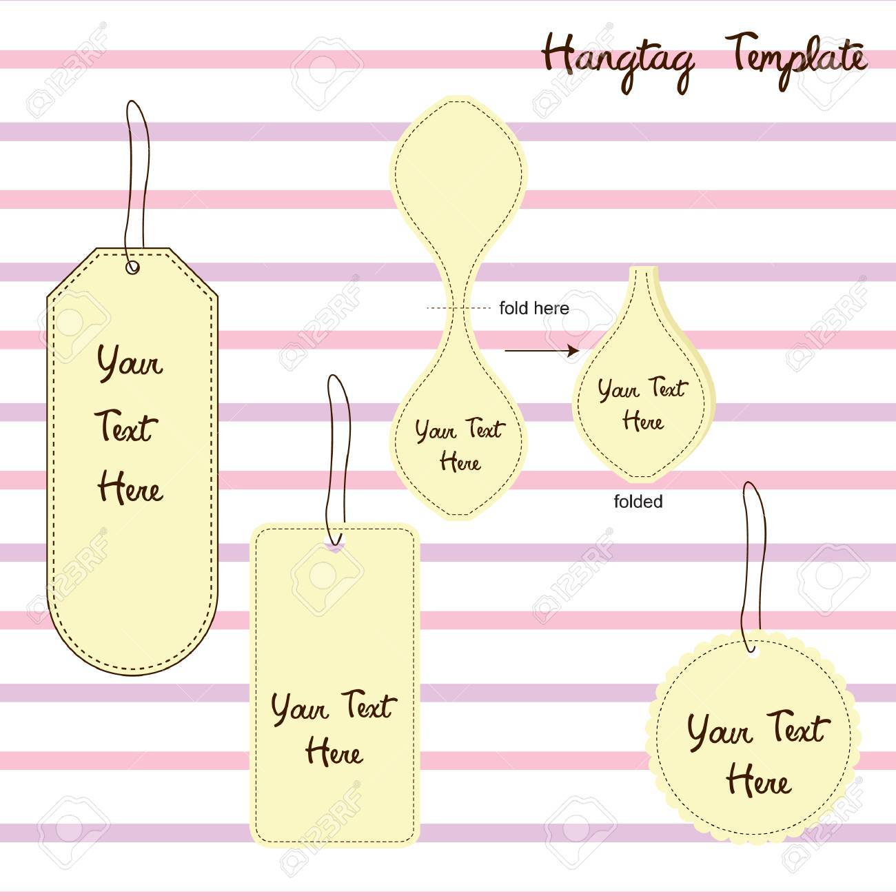hang tag template - Selo.l-ink.co