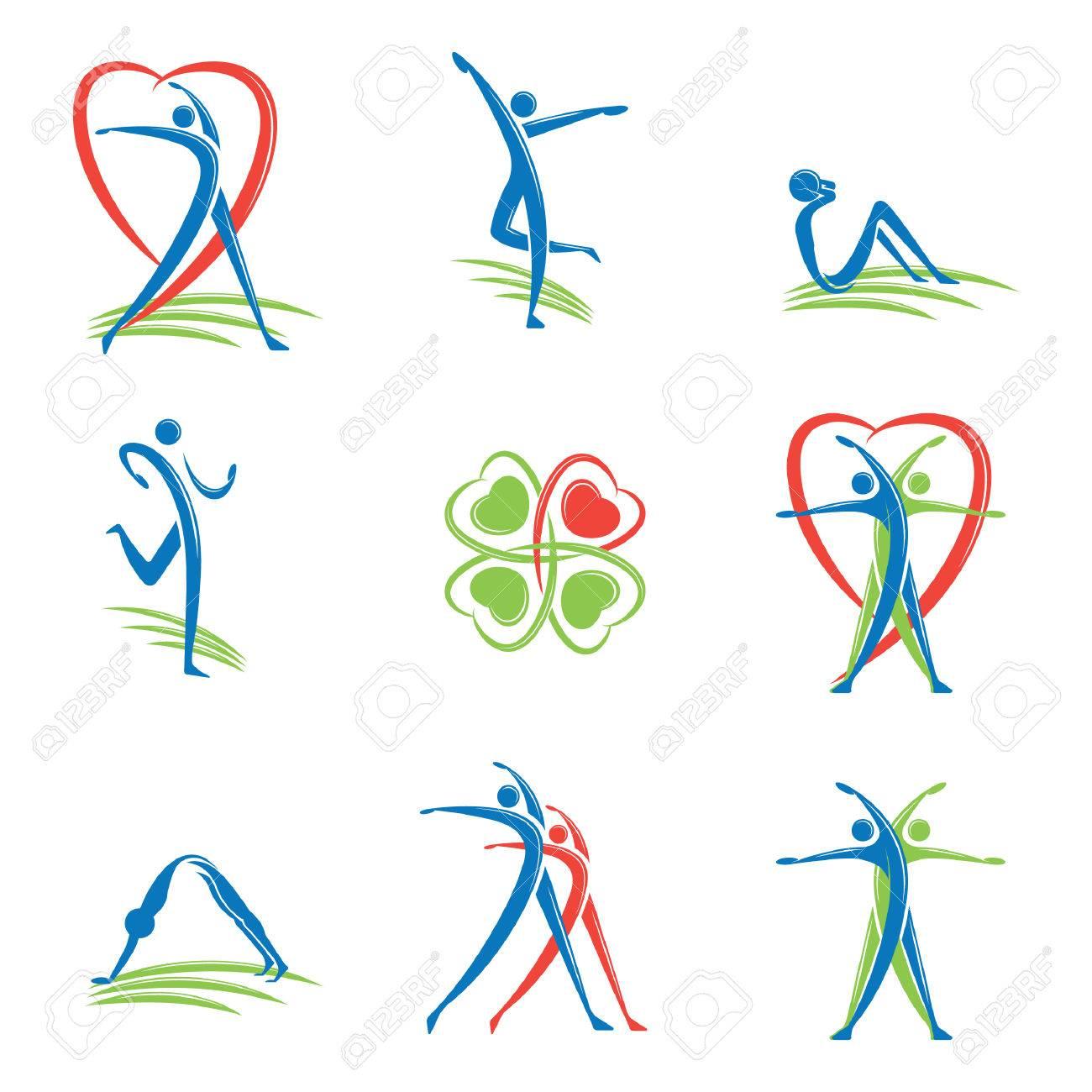 fitness logo - 52862149