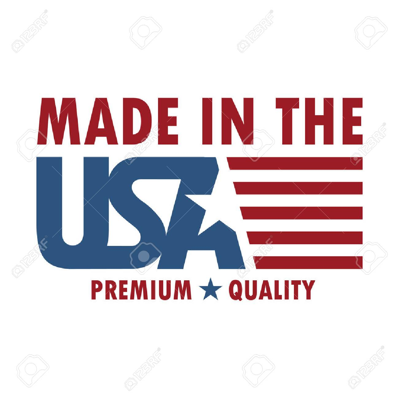 made in usa label - 52975051