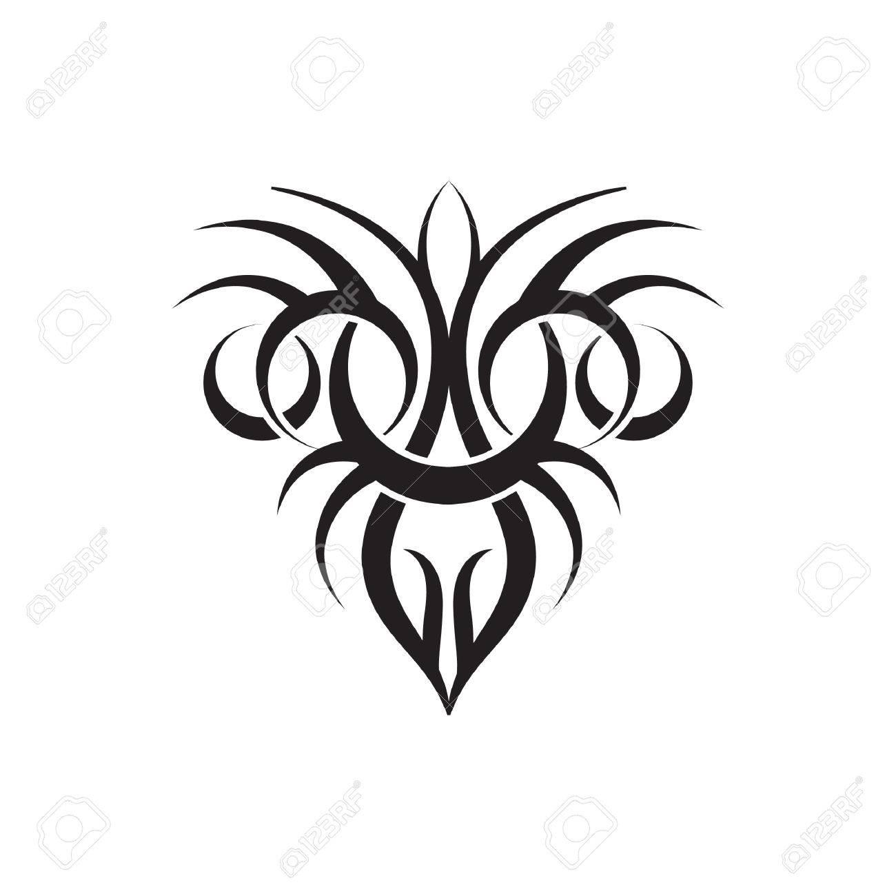 tribal tattoo design - 52652993