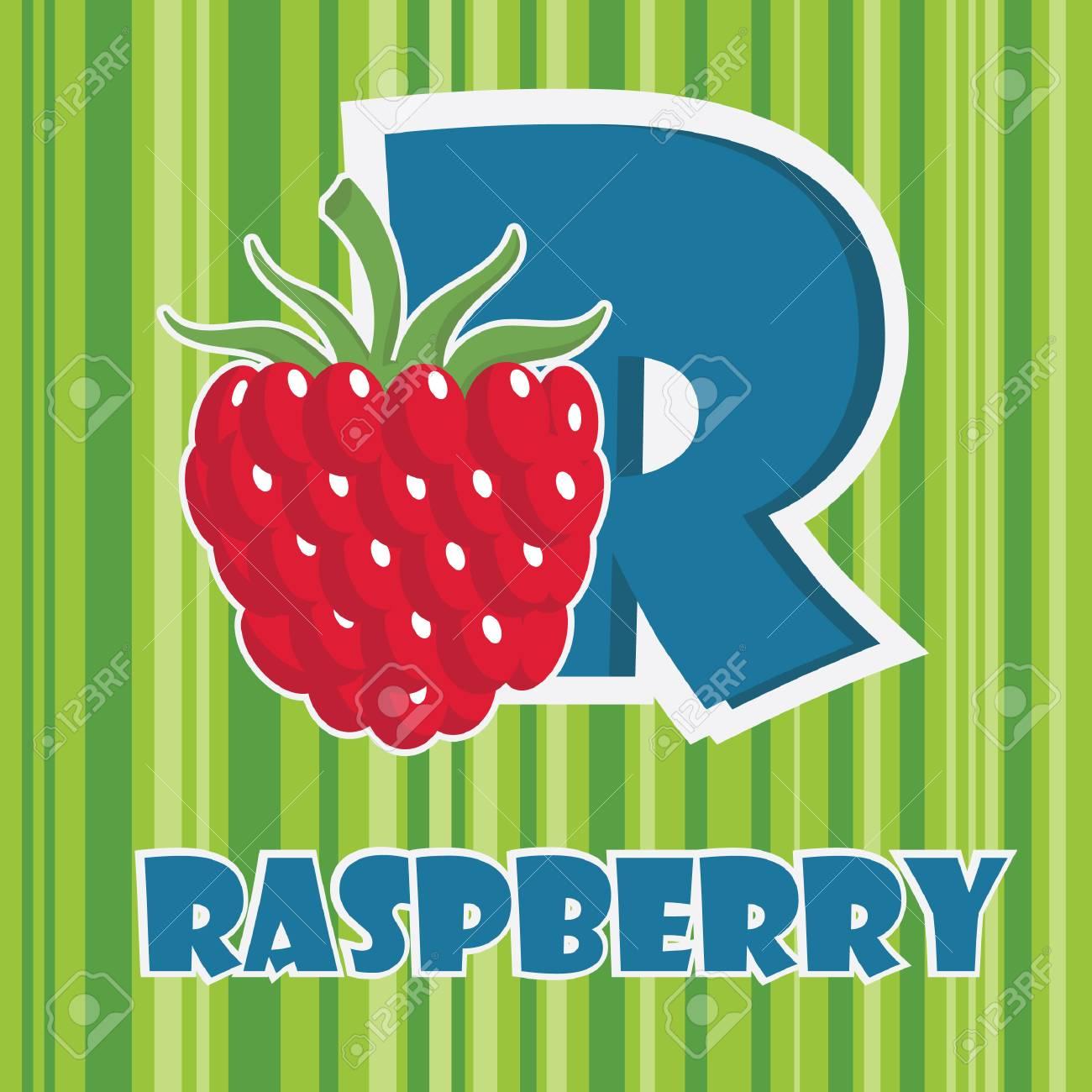 r for raspberry - 106672332