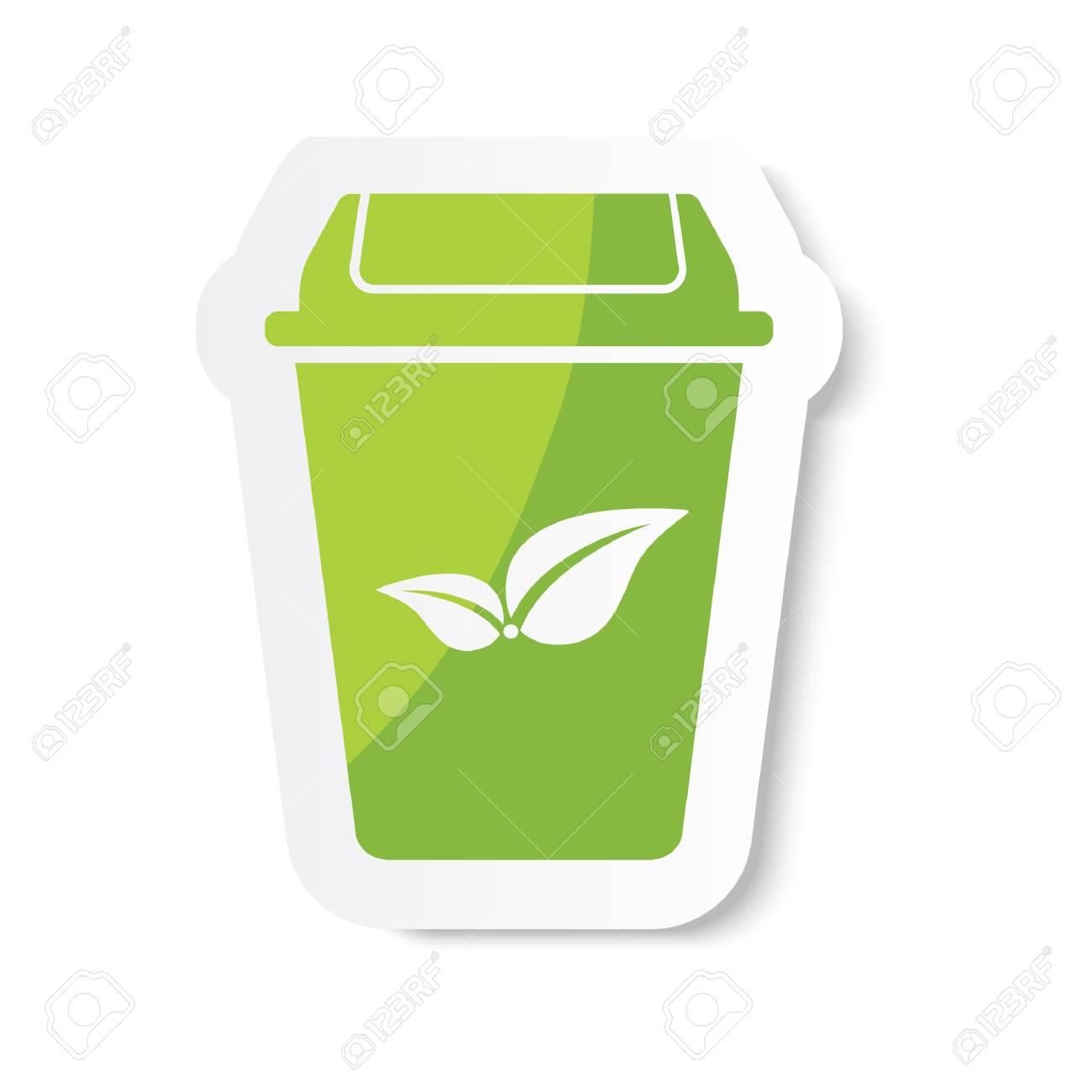 trash bin - 106673036