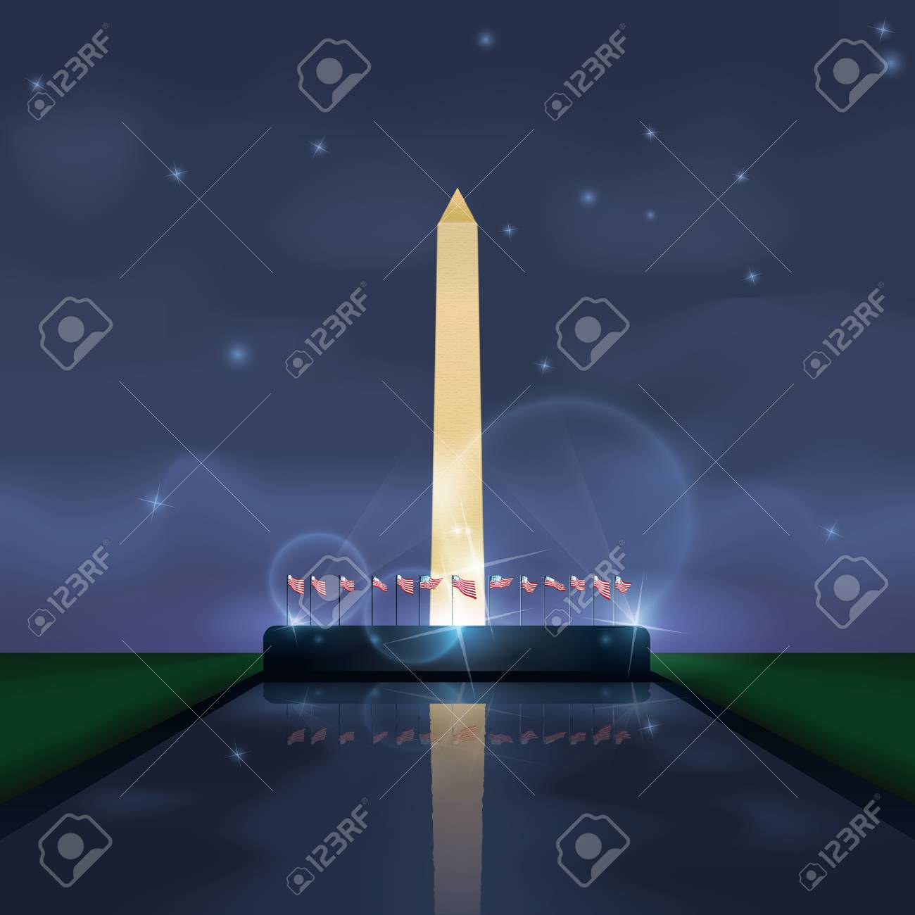 the national mall - 106673196