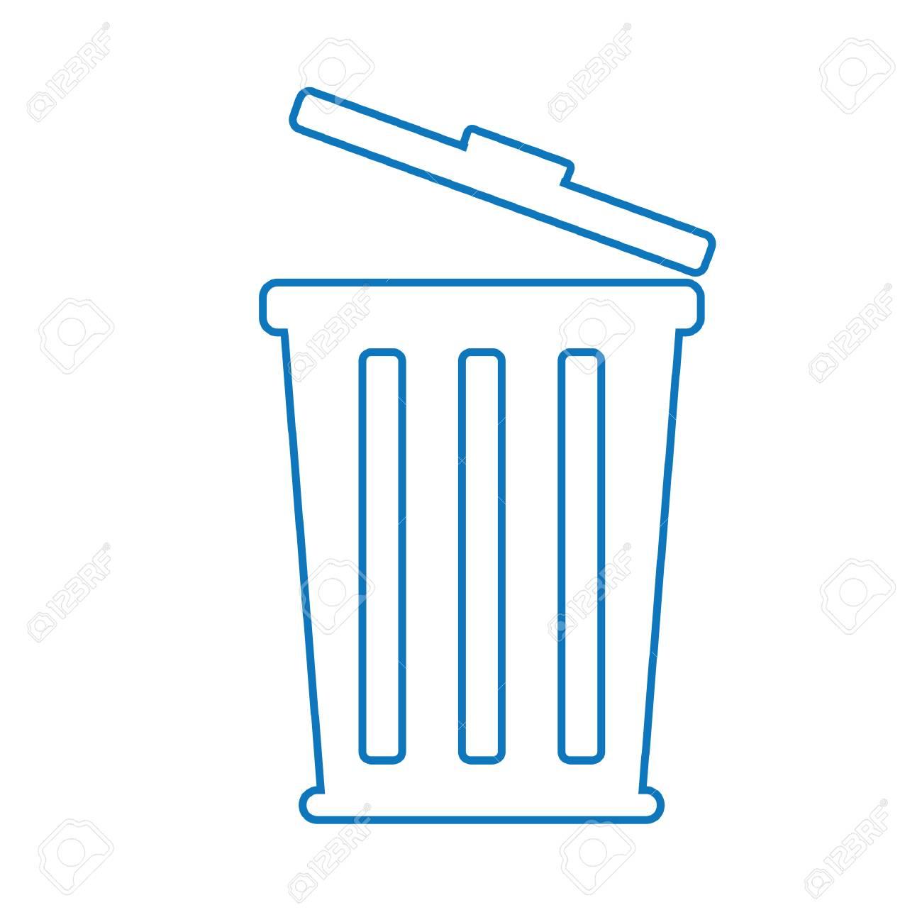 trash can - 106674420
